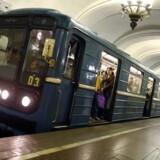 Den russiske sikkerhedstjeneste FSB oplyser, at den har forhindret en bande i at udføre en række større bombeangreb mod forretningscentre og metrostationer i Moskva.