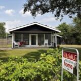 Sommerhuskøbere kan nu få 75 procent af belåningen i realkreditlån.