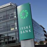 ARKIVFOTO. Finansrådet kritiserer Jyske Bank for ikke at have styr på IT-sikkerheden.