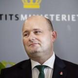 Danskerne skal vænne sig til soldater i gaderne, da terrortruslen fortsat vil være til stede i Danmark. Arkivfoto.