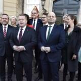 Oppositionen frygter, at regeringen vil lave smal aftale med Dansk Folkeparti uden om energiforligskredsen.