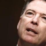 Donald Trump fyrede FBI-chefen James Comey 9. maj. Torsdag er første gang, han udtaler sig til offentligheden.