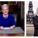 Dronningen ønsker at lægge op til samling og forening i sin nytårstale, mener Berlingskes politiske kommentator, Thomas Larsen. Foto: Keld Navntoft /Thomas Lekfeldt