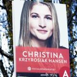 Socialdemokraten Christina Krzyrosiak Hansen bliver ny borgmester i Holbæk. Hun bliver dermed landets yngste borgmester.