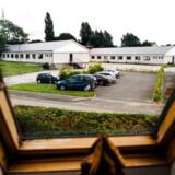 Børnecenter Tullebølle på Langeland bliver lukket inden ugens udgang. Det oplyser Langelands Kommune og Udlændingestyrelsen. (Foto: Lasse Hansen/Fyens/Scanpix 2016)