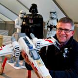 Når Legoland åbner til april kan gæsterne glæder sig til et helt nyt legounivers med Star Wars.