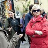 Det tog næsten et år fra Pia Kjærsgaard (DF) fik ideen til at besøge Christiania, til hun satte foden i fristadens grus 7. juni 2012. Undervejs blev Folketingets Retsudvalg vildledt om årsagen til at det potentielt sprængfarlige besøget blev udskudt.