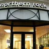 Den britiske bank Northern Rock kom på økonomisk glatis for godt fire måneder siden, da den finansielle uro begyndte at brede sig USA.