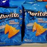 Det er grundlæggeren af disse chips, som i dag lørdag skal begraves med disse chips ved sin side.