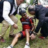 Darwin Atapuma blev overfaldet af to mænd under en træning i Columbia. Under sidste års Tour de France var columbianeren også uheldig, da han styrtede og måtte udgå på syvende etape.