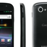 Samsungs Nexus S kom med buede skærme. Nu følger andre mobilproducenter måske efter både Samsung og HTC.