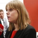 Socialdemokraternes Trine Bramsen.