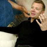"""""""Nu har jeg mulighed for at samle alle mine mange aktiviteter ét sted,"""" siger Casper Christensen. <br>Foto: Peter Clausen"""