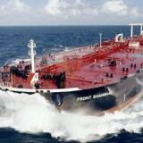 Supertanker-selskabet Frontline er i store problemer. Tirsdag falder aktiekursen med 35 procent.