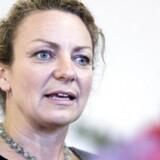 ARKIV- -TV2s direktør, Merete Eldrup, iværksætter nu en ny strategi, der skal styrke programindholdet på den blødende hovedkanal.