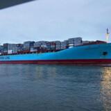 Det bliver dyrere at få fragtet containere mellem Asien og USA fra nytår.