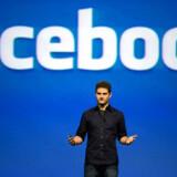 Dustin Moskovitz medstifter af Facebook.