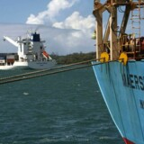 Maersk Alabama, som tidligere har været plaget af pirater