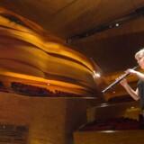 Eva Steinaa har som kun 20-årig har fået stilling som solo-oboist i DR Symfoniorkesteret