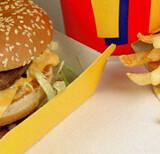 Du kan ikke være sikker på at få fritter nok, hvis du handler hos McDonalds.