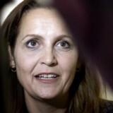 ARKIVFOTO. Flere kilder oplyser til Berlingske, at de mener, at transportminister Pia Olsen Dyhr er det mest sandsynlige bud på en efterfølger til Annette Vilhelmsen som formand for SF.