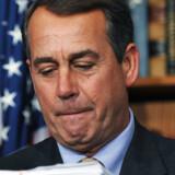 Republikanernes leder i Repræsentanternes Hus, John Boehner, og de øvrige ledende skikkelser i partiet har ikke rigtig slået igennem for republikanerne, der mere og mere ligner et splittet parti.