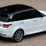Den fik et facelift i 2017, men i år er der igen opdateringer til Range Rover Sport. Mest interessant er en ny uudgave af den sekscylindrede dieselmotor