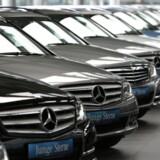 Daimler tjente meget mere i andet kvartal end forventet på forhånd.