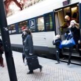 Formand for Kattegatkomitéen, tidligere trafikminister Jens Kampmann, afviser, at togplanerne forhindrer en Kattegat-bro.