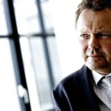 Finanstilsynets direktør Ulrik Nødgaard.