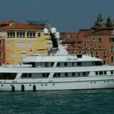 Der advares nu mod at gæste italiensk farvand til sommer, hvis man ankommer i lystyacht. Foto: Colourbox