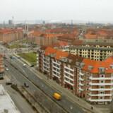 Fjerde kvartal i fjor viste store prisfald på boliger.