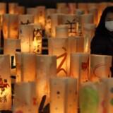 Årsdagen for jordskælvet, der igangsatte tsunami og Fukushima-katastrofe, markeres hvert år i Japan.