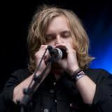 The Rumour Said Fire indtog Rytmehans på Skanderborg Festival 2011.
