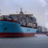 Wilhelmshaven vil have en bid af container-kagen.