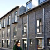 Frederiksberg er et af de områder i landet, hvor udbudspriserne på boliger stiger.