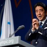 Den japanske premierminister Shinzo Abe appellerede til, at ingen skal frygte for udslip fra atomkraftværk, når OL skal afholdes i Tokyo