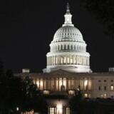 Capitol, hvor der sent mandag aften, amerikansk tid, blev kæmpet for at nå endighed om budgettet. Forgæves.