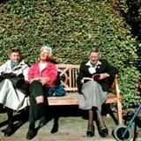 Pensionskasserne holder sig tilbage med at tilbyde den nye alderspension til sine medlemmer.