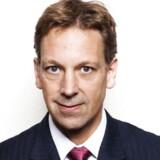 Jakob Stausholm kom i januar fra ISS til A.P. Møller - Mærsk og bliver nu finansdirektør for Maersk Line.