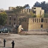 Torsdag trængte fire bevæbnede mænd ind på luksushotellet »Serena Hotel Kabul« i Afghanistan og begyndte at skyde mod folk i hotellets restaurant. Taleban har taget skylden for angrebet, der har kostet otte civile livet.