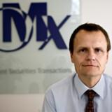 »MiFID giver risiko for mindre transparens, og ja vi kan godt komme til at se flere sager om kursmanipulation. Men det er mest noget, der kan ske i handlen med mindre likvide aktier,« siger Jan Ovesen, der er administrerende direktør for Københavns Fondsbørs.