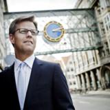 Steffen Kragh, Adm. direktør og koncernchef i Egmont startede sin sommerjobkarriere tidligt som landmåler.
