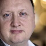 Politikens chefredaktør Tøger Seidenfaden er blevet udnævnt til årets blæksprutte
