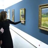 Kronprinsesse Mary stod for den officielle åbning af særudstillingen Van Gogh, Gauguin og Bernard på Ordrupgaard. Ordrupgaard fortæller historien om det dramatiske møde i Sydfrankrig mellem Gauguin og van Gogh, der endte så tragisk for sidstnævnte. Udstillingen rummer væsentlige billeder lånt fra museer over det meste af verden.