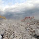 En serie jordskælv har ramt Abruzzo-regionen i Italien hårdt.