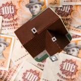 Du skal handle hurtigt, hvis du vil nå et omlægge fra fastforrentet lån til flekslån i denne omgang.