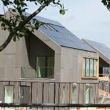 Sådan ser det energivenlige hus EnergyFlexHouse ud.