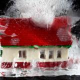 Når boligmarkedet tør op, vil det sandsynligvis tage fart først i hovedstadsområdet.
