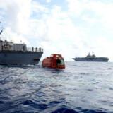 I april var Maersk Alabama involveret i en dramatisk kapring, hvor amerikanske soldater befriede kaptajnen fra pirater.